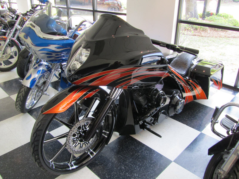 Custom Bagger Motorcycle Paint Jobs Awesome Custom Paint Jobs